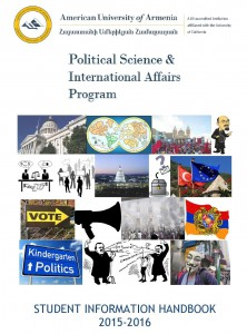 PSIA Student Handbook 2015-16