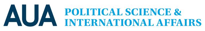 Political Science and International Affairs Program